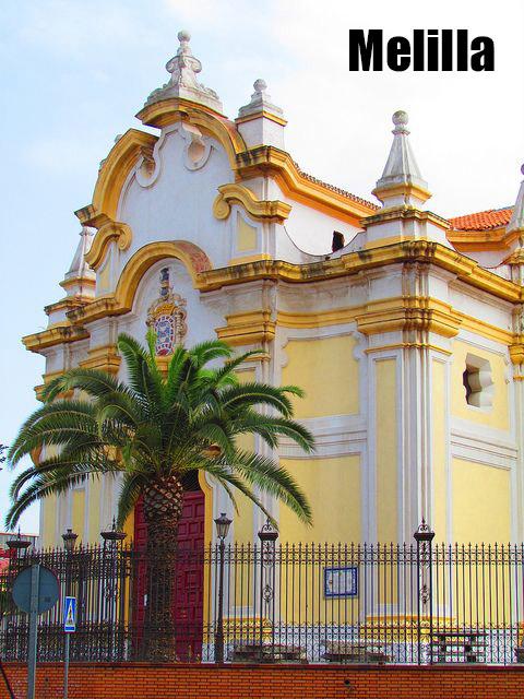 Plaza de toros de Melilla 2 - Plazas